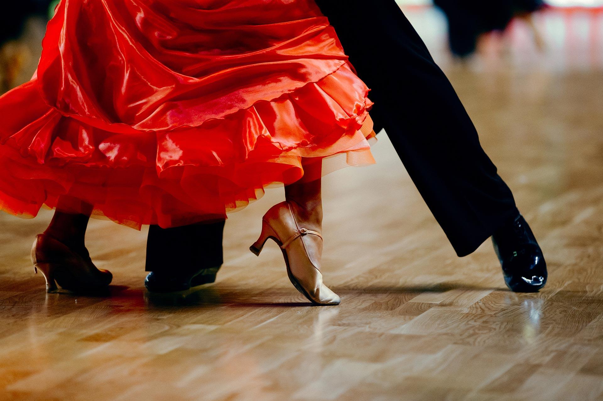 Por qué el baile no debería ser cómodo